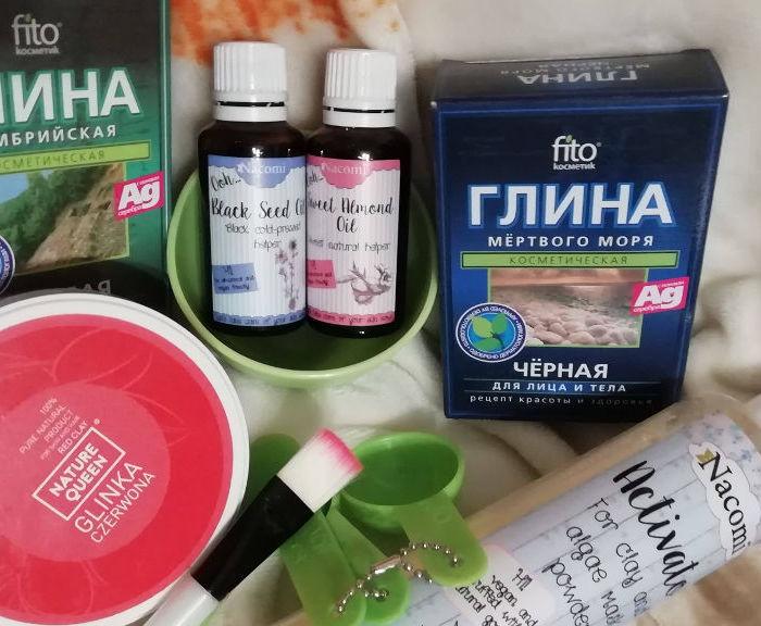 Rodzaje naturalnych glinek kosmetycznych i ich zastosowanie
