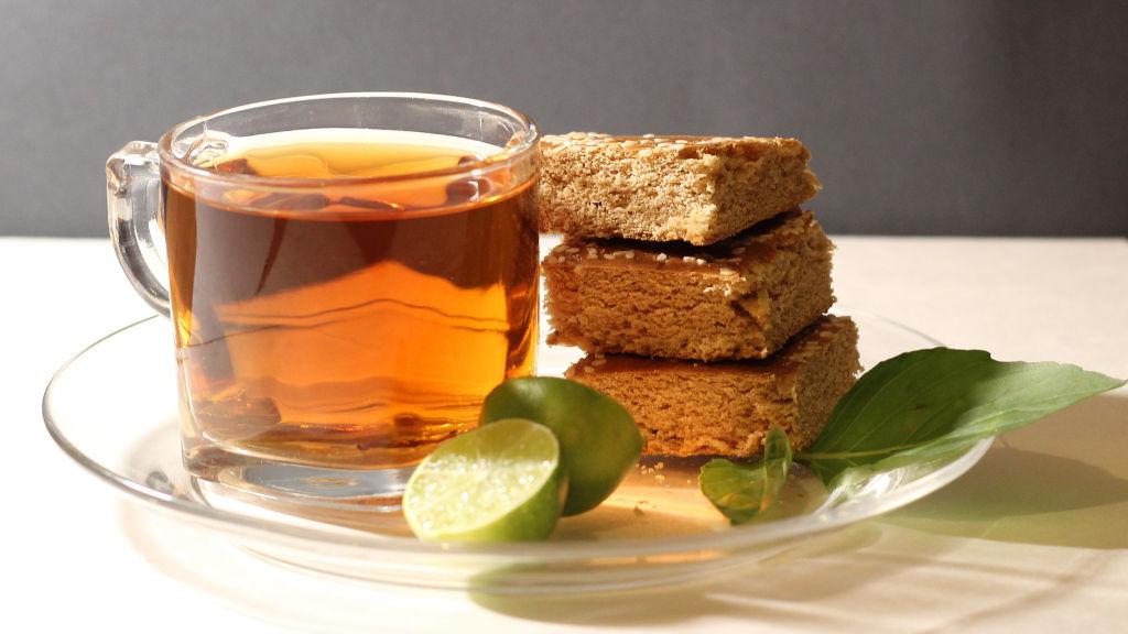 Przepis na najlepsze ciasto herbaciane z miodem