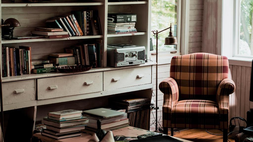 Kącik do czytania – jak go urządzić? Jaki fotel wybrać?